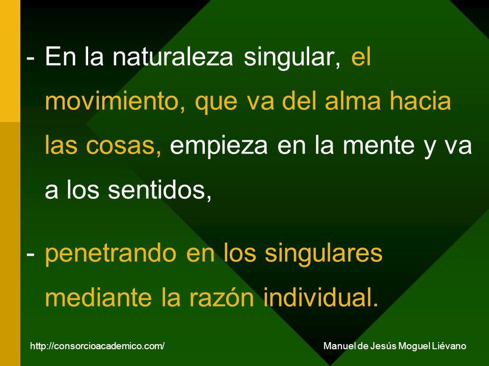 -La naturaleza de las cosas se encuentra en su estadio de totalidad dialéctica.