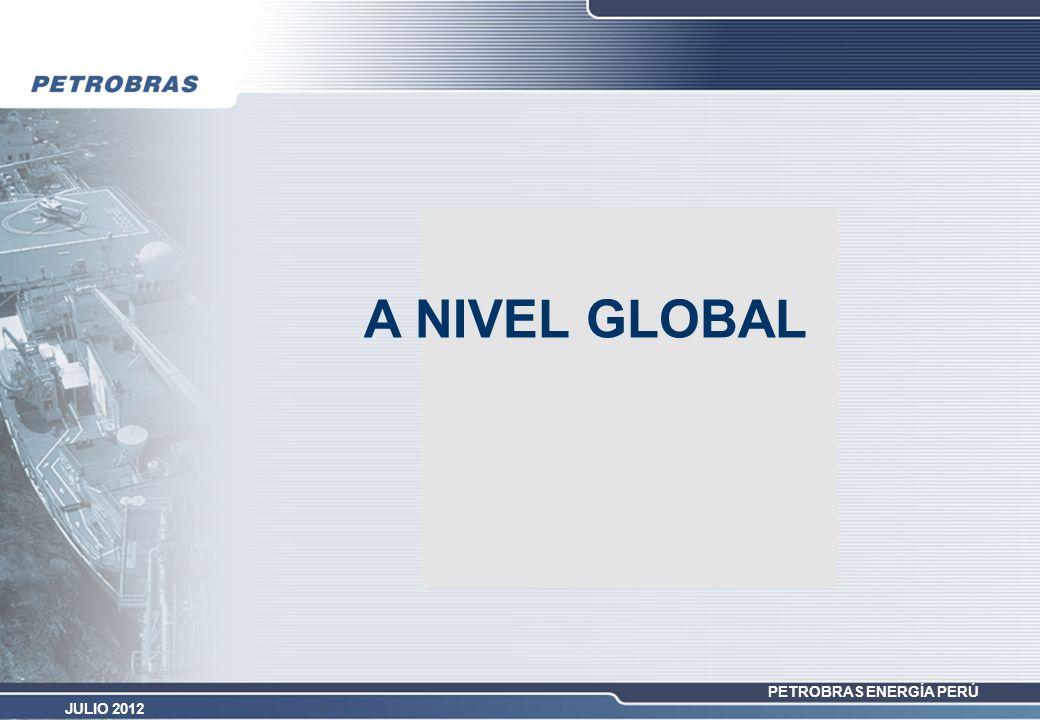 PETROBRAS ENERGÍA PERÚ JULIO 2012 INVERSION Y OBJETIVOS FUENTE: PLAN ESTRATÉGICO DE ENERGÍA SOSTENIBLE Y EVALUACIÓN AMBIENTAL ESTRATÉGICA, COMO INSTRUMENTOS DE PLANIFICACIÓN – MEF-MINEM-BID / 2012