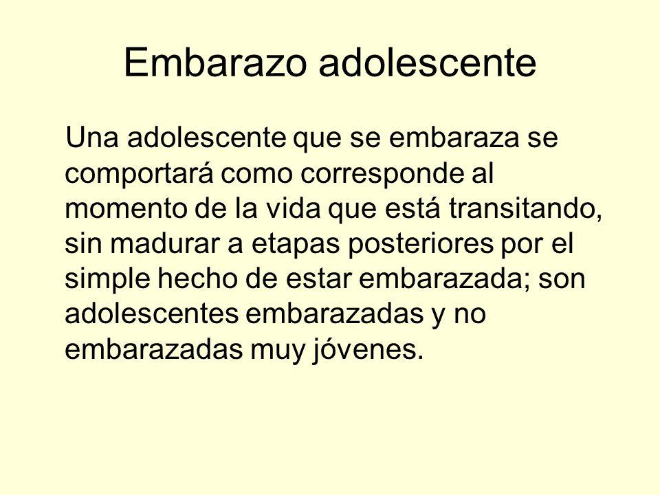 Adolescencia tardía (17 a 19 años) Casi no se presentan cambios físicos y aceptan su imagen corporal; se acercan nuevamente a sus padres y sus valores