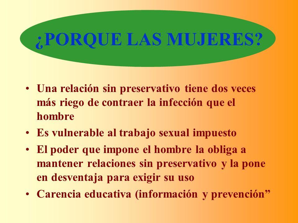 ¿QUE NOS QUEDA POR HACER.1. La lucha contra el SIDA no da tregua 2.