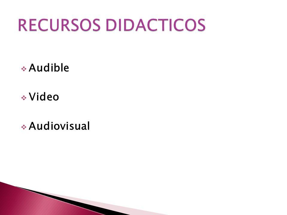 Audible Video Audiovisual