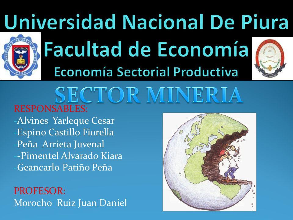 RESPONSABLES: - Alvines Yarleque Cesar - Espino Castillo Fiorella - Peña Arrieta Juvenal - -Pimentel Alvarado Kiara - Geancarlo Patiño Peña PROFESOR:
