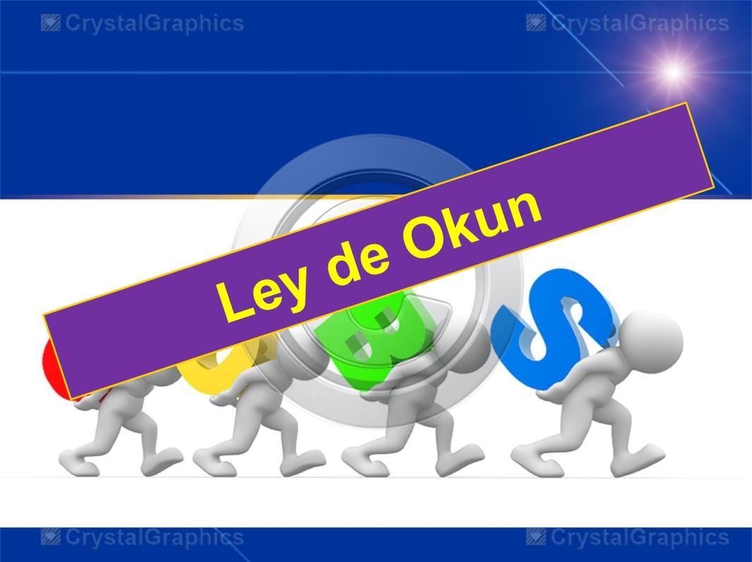 Ley de Okun