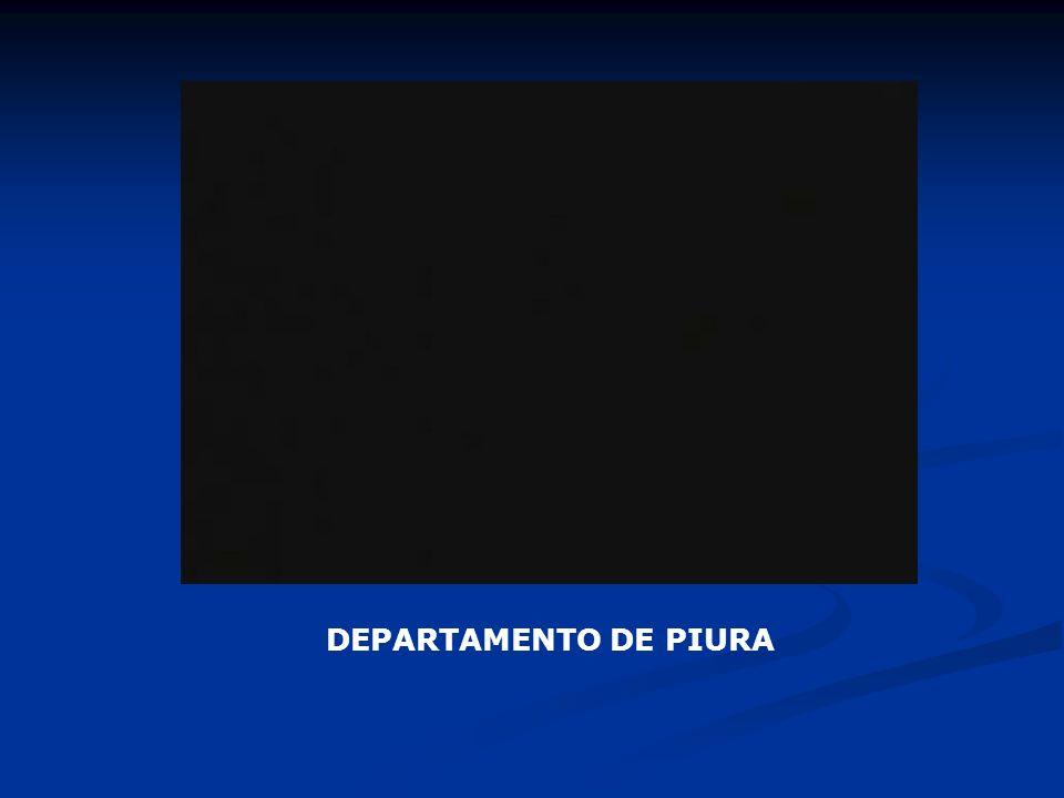 DEPARTAMENTO DE PIURA
