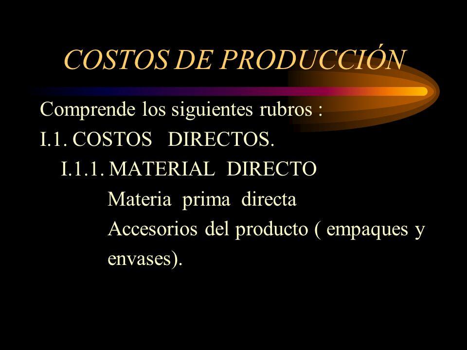 III.2. PRESUPUESTO DE EGRESOS Los egresos se estiman considerando los diversos costos y gastos en que incurre la empresa en su etapa operativa, los cu