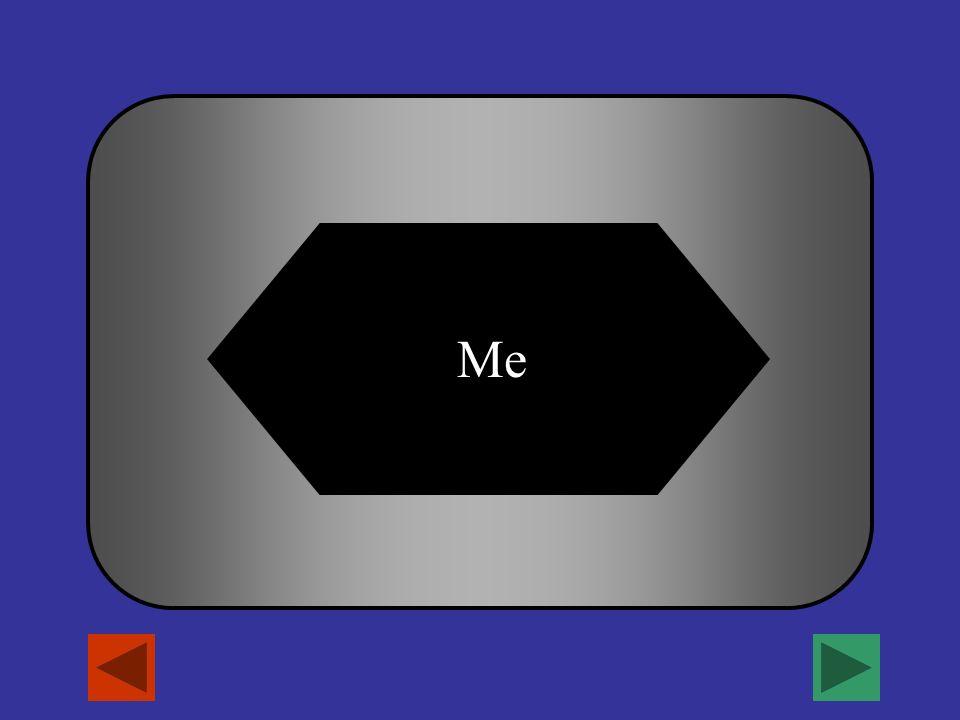 What is the reflexive pronoun if yo is the subject A B C D te se menos