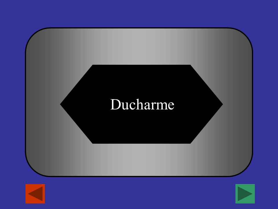 Ducharme