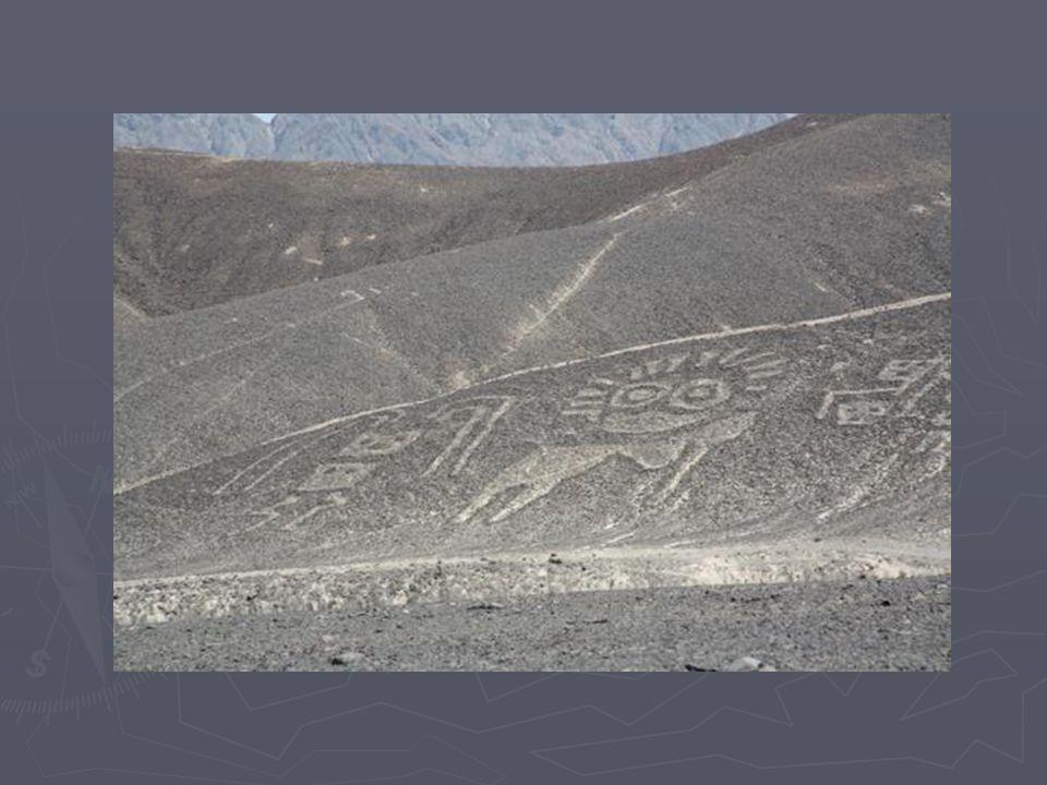 ¿Para qué.No se sabé que la gente de la Pampa de Nazca crearon.