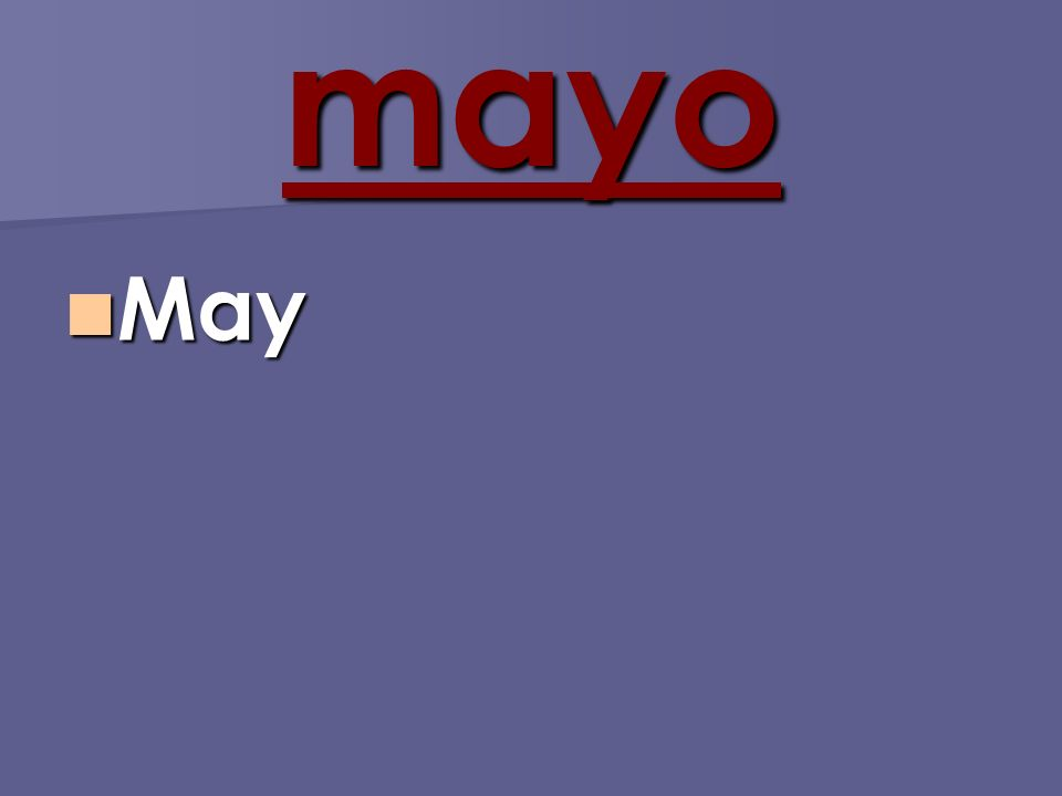junio June June