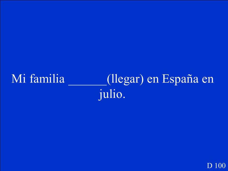 Tú fuiste a Pamplona para participar en el Encierro. C 500