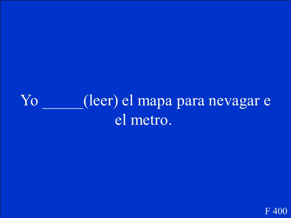 Tú oíste mucha música de flamenco en Andalucia. F 300