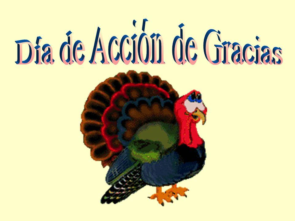 ¿Cuándo fue la primera Acción de Gracias? Los peregrinos llegaron en Plymouth en barcos en 1620.