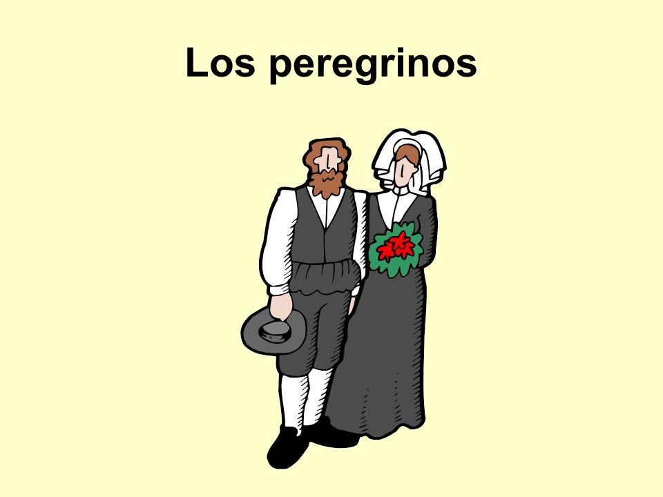 Los peregrinos