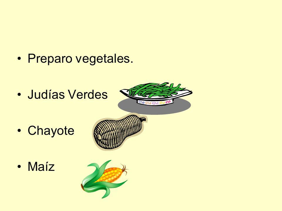 Ñame Puré de papas Zanahorias