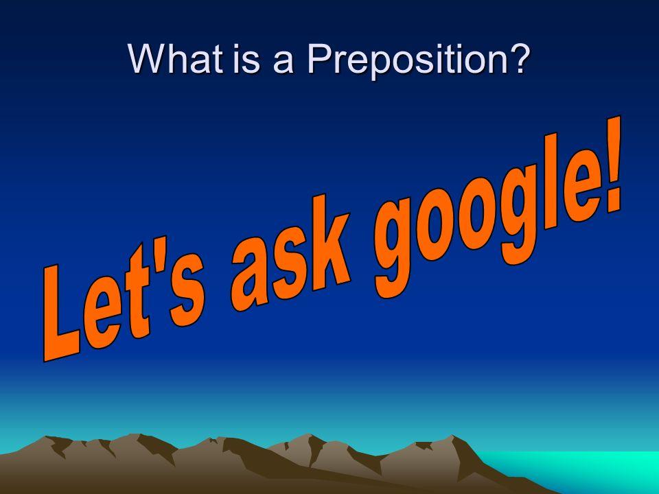 What is a pronoun.