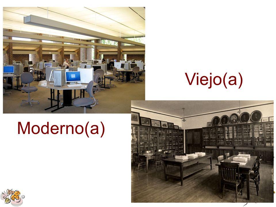 Viejo(a) Moderno(a)