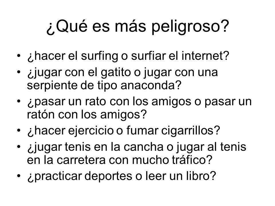 ¿Qué es más dificil.¿hablar inglés o hablar español.