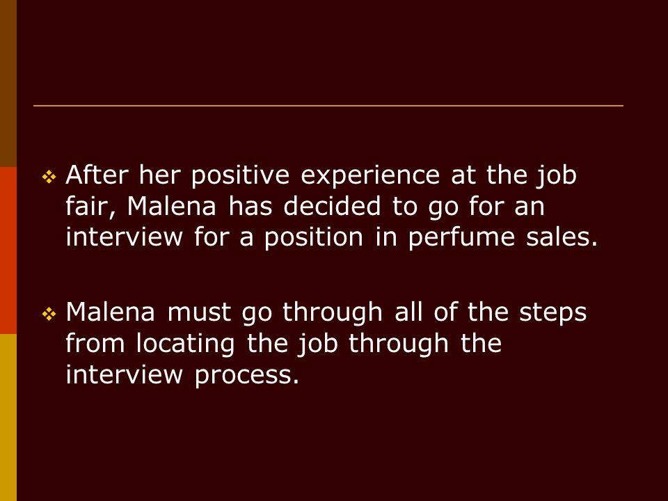 las ventas (sells)