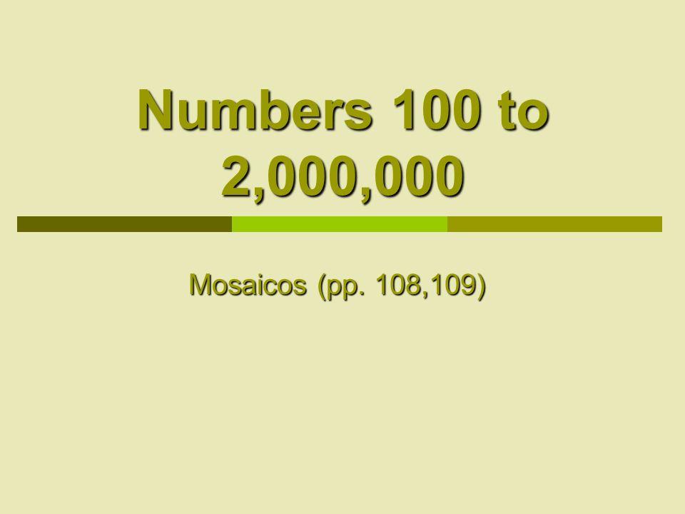 1.000.000 UN MILLÓN UN MILLÓN DE + NOUN How many e-mails do you get.