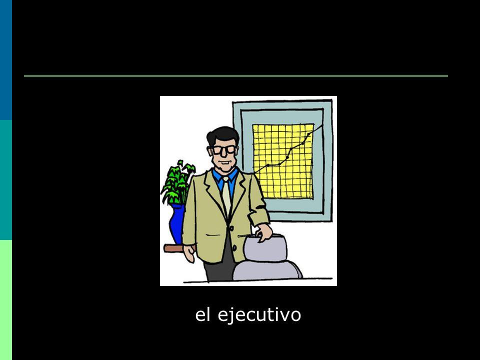el ejecutivo