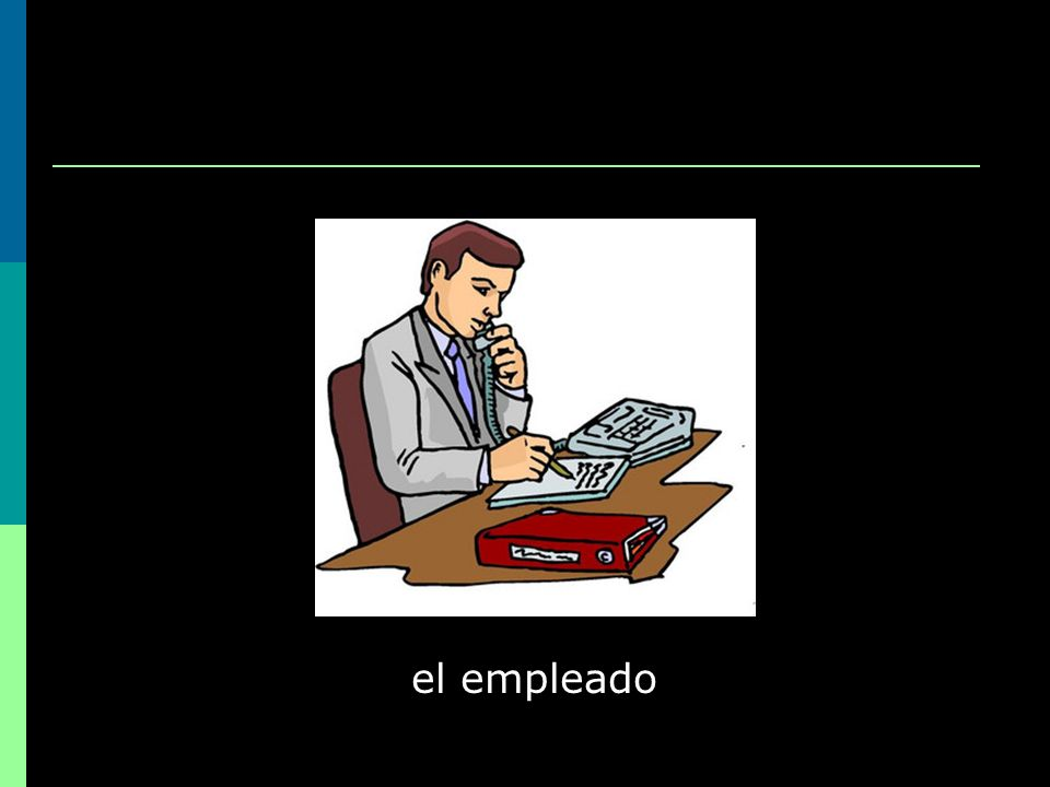 el empleado