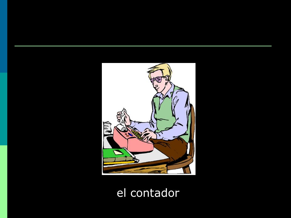 el contador