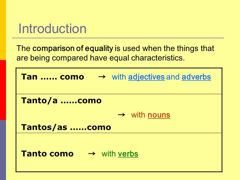 Práctica (cont.) 4.El español es fácil.