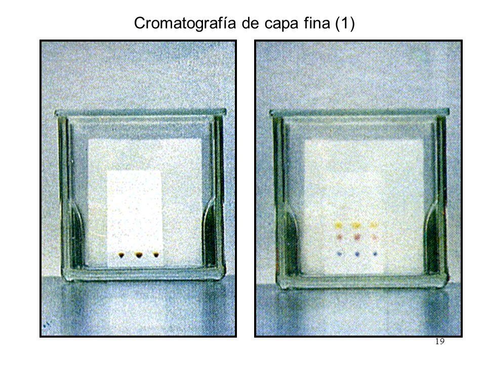19 Cromatografía de capa fina (1)