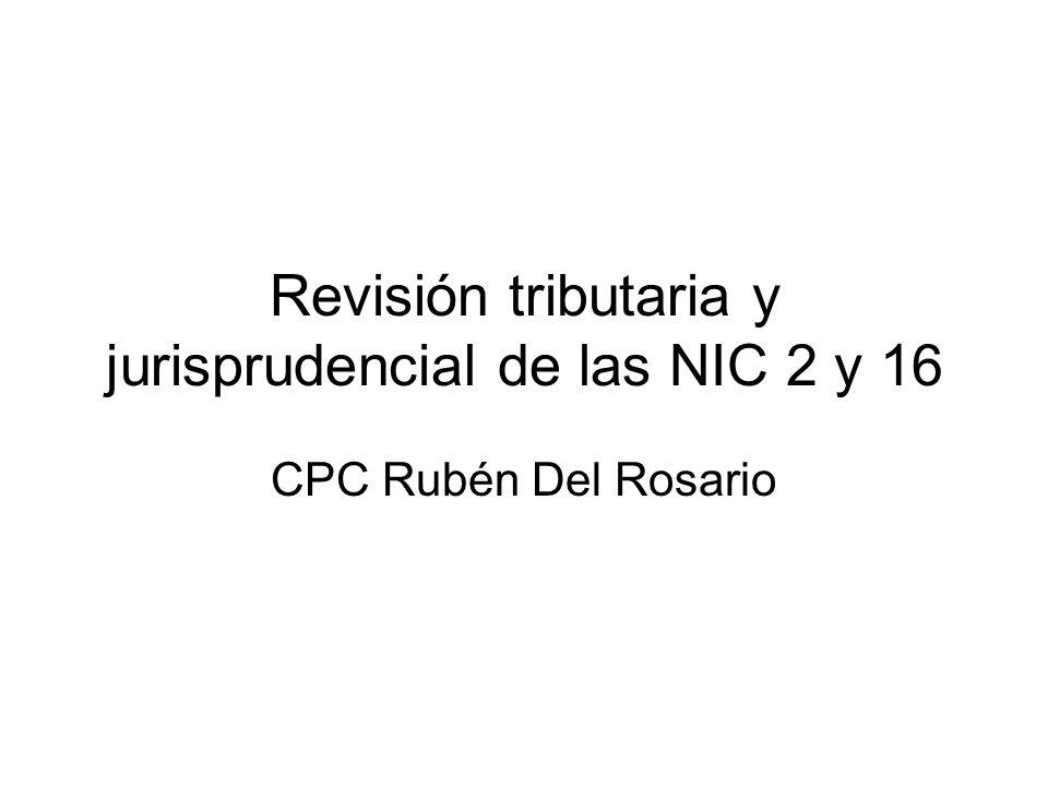 Costo de compra NIC 2, p.