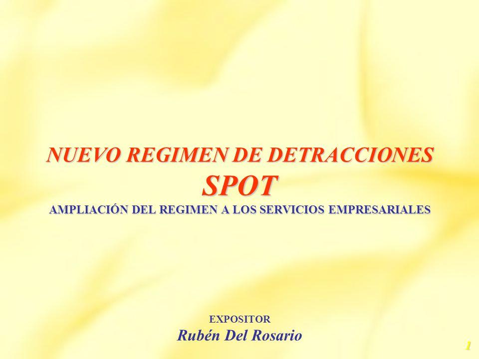 Rubén Del Rosario 2 MARCO LEGAL D.LEG.940(20.12.2003)D.LEG.940(20.12.2003)RESOLUCIÓN183-2004/SUNAT (15.08.2004)RESOLUCIÓN183-2004/SUNAT NORMATIVIDAD VIGENTE A PARTIR DEL 15.09.2004 NORMASDEROGADAS D.LEG.917(26.04.2001)D.LEG.917(26.04.2001) Ley 27877 (14.12.2002) (14.12.2002) RESOLUCIONES SUNAT 058-2002 ; 011-2003 ; 082-2003 117-2003 ; 127-2003 ; 131-2003 153-2003 ; 186-2003 y 214-2003 RESOLUCIONES SUNAT 058-2002 ; 011-2003 ; 082-2003 117-2003 ; 127-2003 ; 131-2003 153-2003 ; 186-2003 y 214-2003