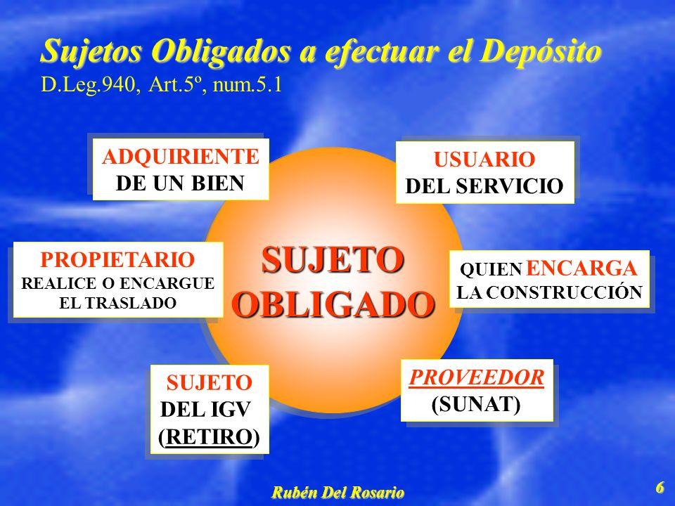 Rubén Del Rosario 7 Resolución de Superintendencia Nº 183-2004/SUNAT (13.08.2004) CAPITULO II SISTEMA A LA VENTA OTRASLADO DE BIENES (ANEXO 1) AZÚCAR, ALCOHOL ETÍLICO Y MADERA CAPITULO III SISTEMA A LA VENTA OTRASLADO DE BIENES (ANEXO 2) RR.