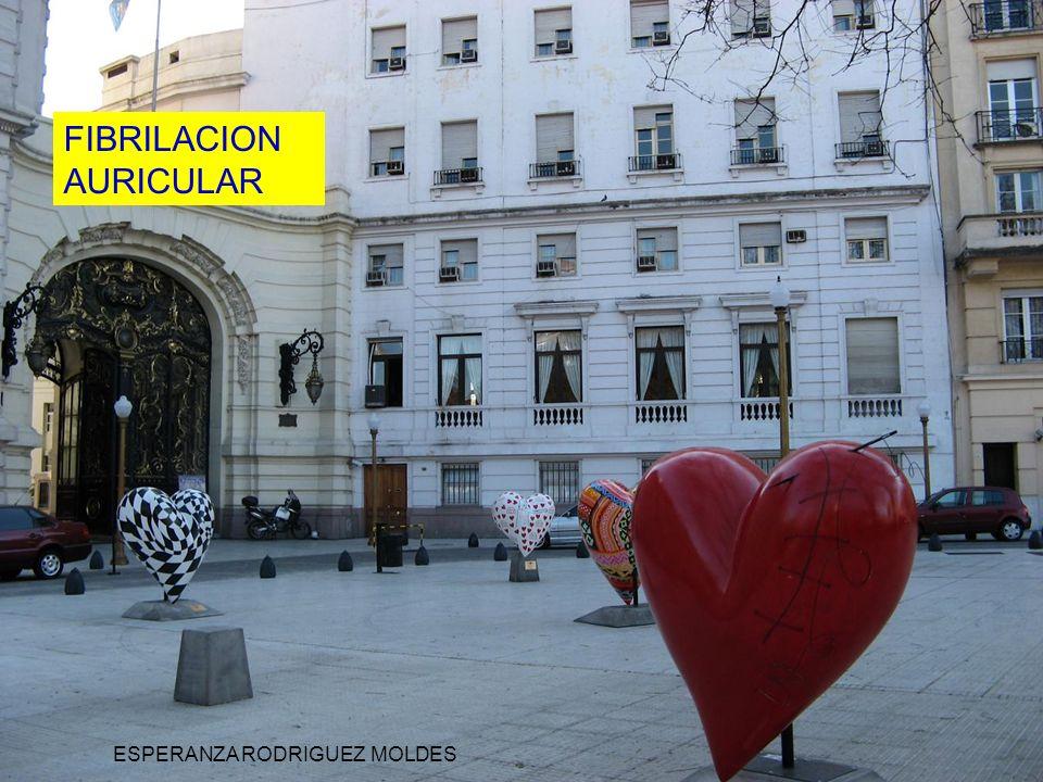 FIBRILACION AURICULAR ESPERANZA RODRIGUEZ MOLDES