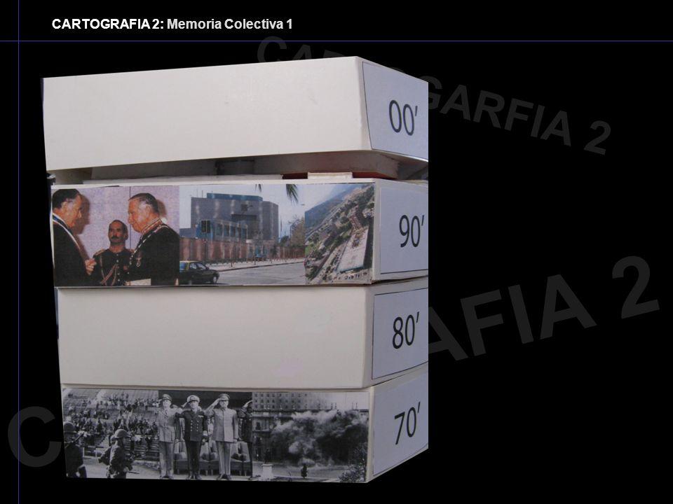 CARTOGARFIA 3 CARTOGRAFIA 3 CARTOGRAFIA 3: Memoria Visual