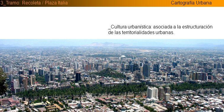 Cartografía Urbana3_Tramo: Recoleta / Plaza Italia _El espacio público no es del público, sino de un orden político.