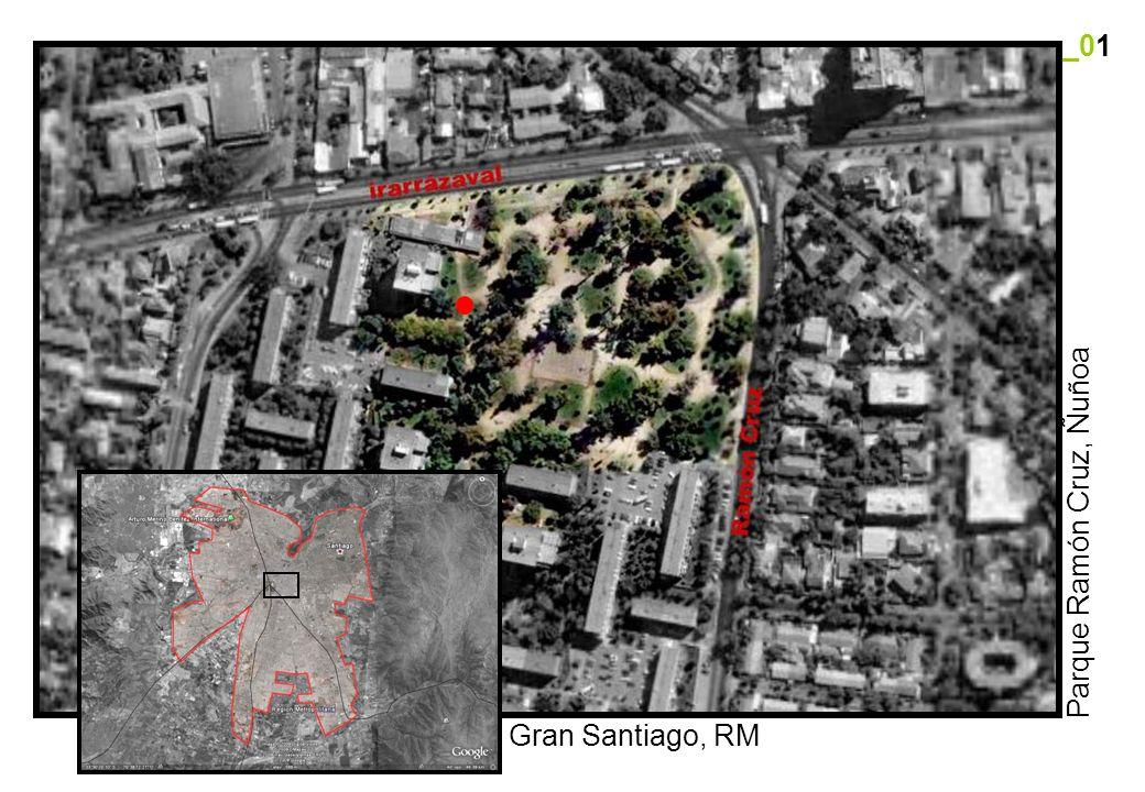 Parque Charles Hamilton, Las condes _01 Gran Santiago, RM