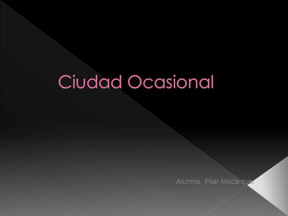 Alumna: Pilar Mocarquer