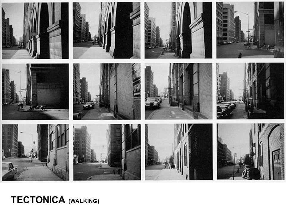 TECTONICA (WALKING)