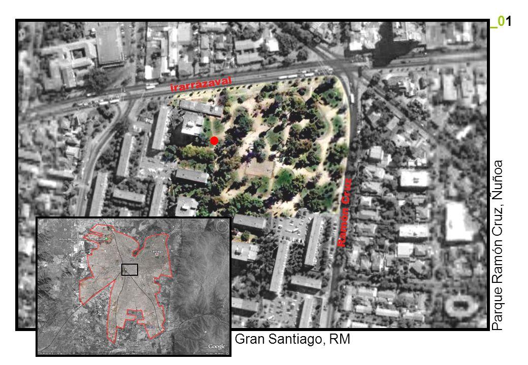 Gran Santiago, RM Parque Ramón Cruz, Ñuñoa _01