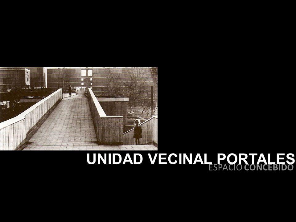 UNIDAD VECINAL PORTALES ESPACIO CONCEBIDO