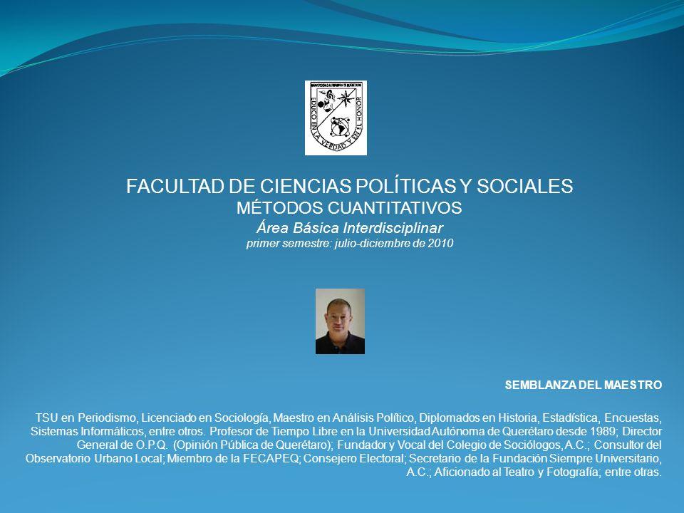 SEMBLANZA DEL MAESTRO TSU en Periodismo, Licenciado en Sociología, Maestro en Análisis Político, Diplomados en Historia, Estadística, Encuestas, Siste