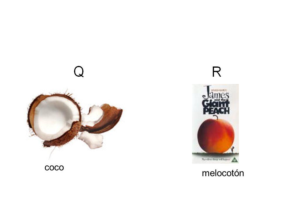 coco melocotón