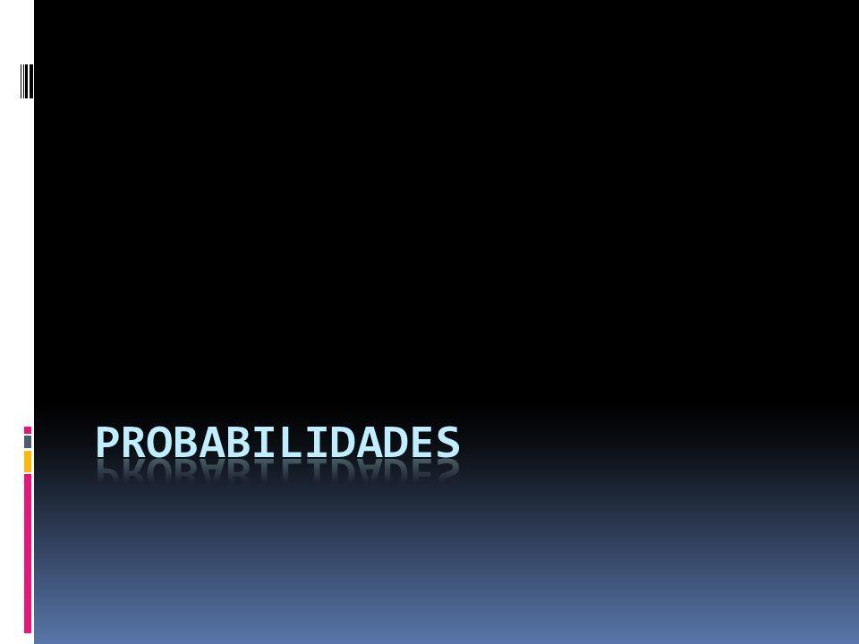 Introducción a la Probabilidad Medida numérica de certidumbre.