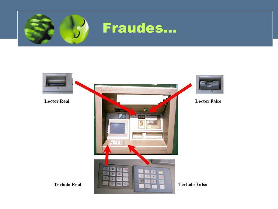 Fraudes…