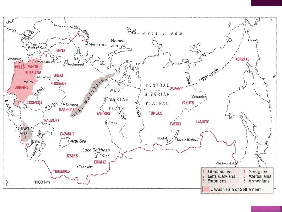 LA SOCIEDAD RUSA La sociedad rusa en el siglo XIX había cambiado poco en los últimos 100 años, caracterizados por la dominancia del sistema zarista y su resistencia al cambio.