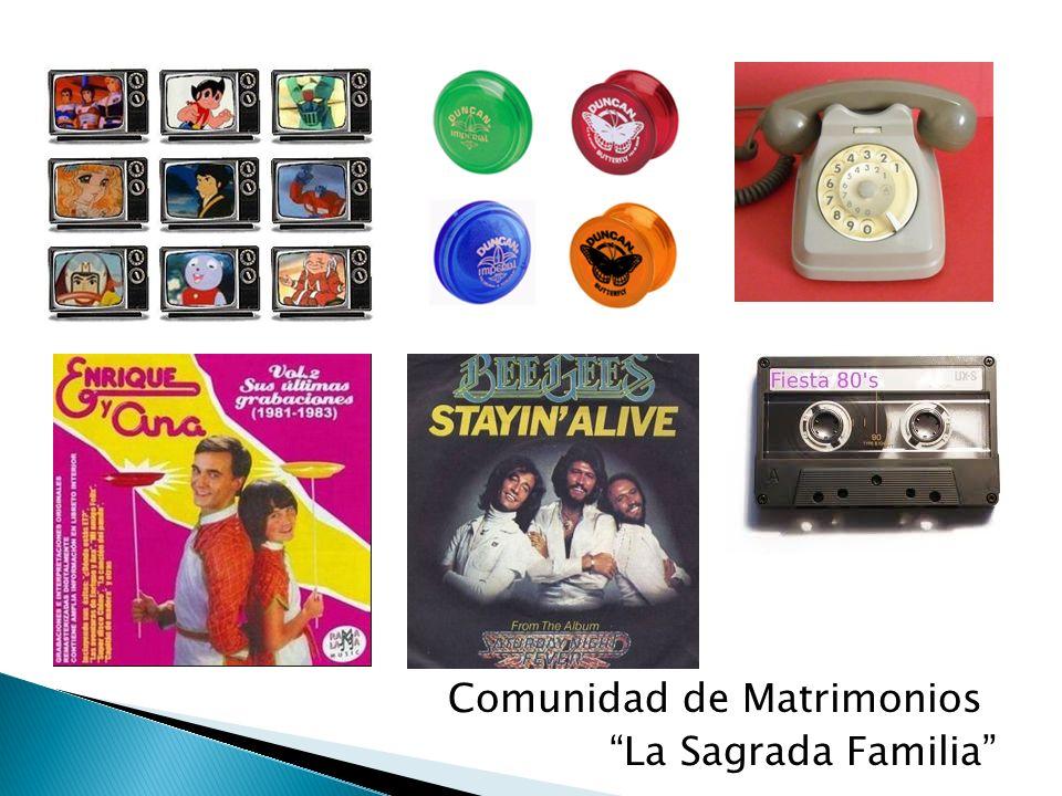 Comunidad de Matrimonios La Sagrada Familia