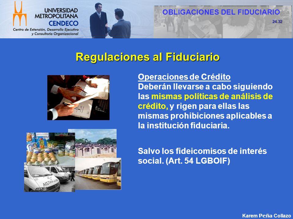 Operaciones de Crédito Deberán llevarse a cabo siguiendo las mismas políticas de análisis de crédito, y rigen para ellas las mismas prohibiciones apli
