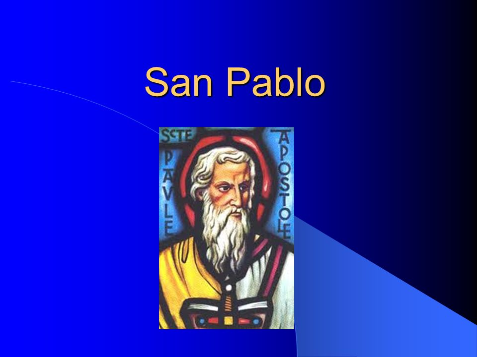 Desde su nacimiento hasta su conversión Nació entre el año 5 y el año 10 en Tarso, en la región de Cilicia, en la costa sur del Asia Menor (la actual Turquía).