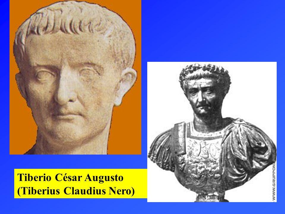 Tiberio César Augusto (Tiberius Claudius Nero)
