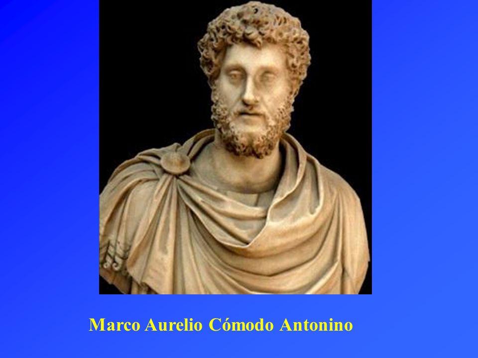 Marco Aurelio Cómodo Antonino