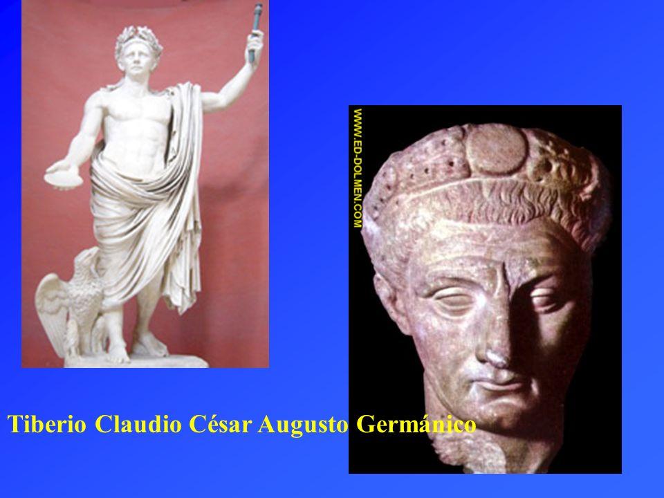 Tiberio Claudio César Augusto Germánico